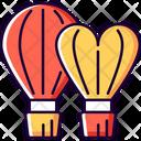 Taiwan Balloon Festival Icon
