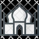 Taj Mahal Architecture Icon