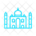 Taj Mahal Icon