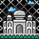 Taj Mahal Architecture India Icon