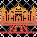 Taj Mahal India Asia Icon