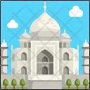 Taj Mahal India Landmark Icon