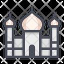 Taj Mahal India Landmark Palace Icon