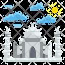 Taj Mahal India Agra Icon