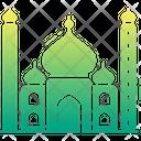 Taj Mahal Landmark India Icon