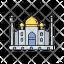 Wonders World Taj Mahal Icon