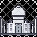 Taj Mahal India Icon