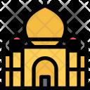 Taj Mahal City Icon