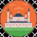 Taj Mahal Indian Landmark Romantic Monument Icon