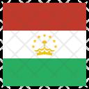 Tajikistan Tajikistani National Icon
