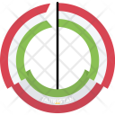 Tajikistan Country Flag Icon
