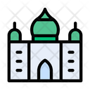Tajmahal Landmark India Icon