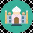Tajmahal Islamic Religion Icon