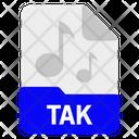 Tak file Icon