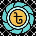 Taka International Money Icon