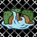Takashiho gorge Icon