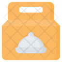 Take Away Gable Box Icon