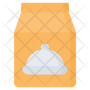 Take Away Paper Bag Icon