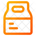 Take Away Bag Icon