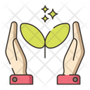 Take Care Of Nature Icon
