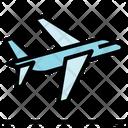 Airport Departure Flight Icon