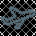 Take Off Plane Airplane Icon
