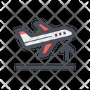 Take Off Flight Plane Take Off Airplane Icon