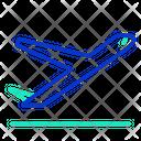 Take Off Plane Icon