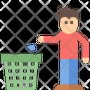 Take Out Trash Trash Take Out Icon