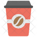 Takeaway Cup Coffee Icon