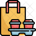 Takeaway Cup Drinks Icon