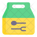 Takeaway Container Package Icon