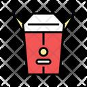 Takeaway Food Box Icon
