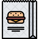 Takeaway bag Icon