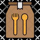 Takeaway Bag Takeaway Meal Icon