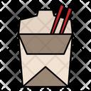 Takeaway Box Takeaway Box Icon