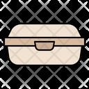 Takeaway Box Takeaway Foam Icon