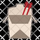 Takeaway Box Icon