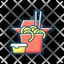 Color Icon Food Icon