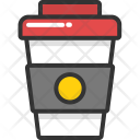 Takeaway Coffee Icon