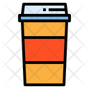 Take A Way Coffee Takeaway Cup Coffee Cup Icon