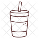 Drink Water Coffee Icon