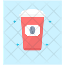 Takeaway Coffee Disposable Coffee Cup Coffee Cup Icon
