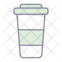 Takeaway Coffee Glass Icon