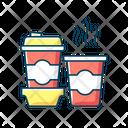 Color Icon Coffee Icon