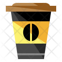 Coffee Container Takeaway Icon