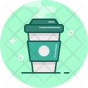 Takeaway Coffee Drink Icon