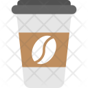 Cold Coffee Disposable Icon