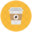 Coffee Takeaway Drink Icon