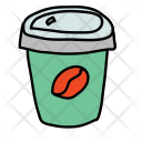 Coffee Takeaway Cup Icon